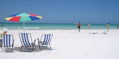 According to Trip Advisor:  The best beach in the USA!