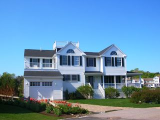 Ogunquit house photo - Island House Front View