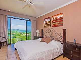 Playa Conchal condo photo - 2nd master suite with king bed and private bath