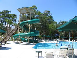 Kiawah Island villa photo - West Beach Pool Waterslide