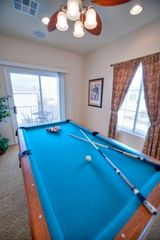 Las Vegas townhome photo - Pool, Hockey & Ping Pong Table next to Balcony in the Loft