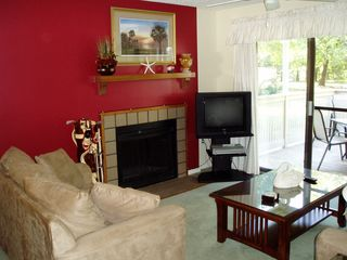 Kingston Plantation villa photo - Spacious Living Area