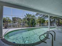 Canal Home on Siesta Key w/ Pool, Wifi, Renovated 1950 Style Sarasota School of Architecture Home