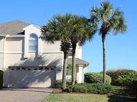Beach/Ocean Front Townhome On Amelia Island