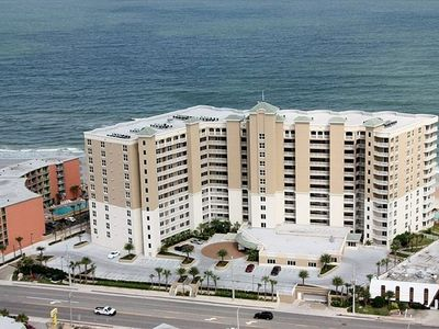 Our Condo on the ocean