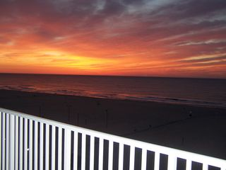 Belmont Towers Ocean City condo photo - Sunrise