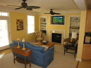 Sunset Island Ocean City house photo - Family Room