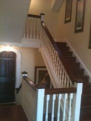 Staircase - Harrisburg estate vacation rental photo