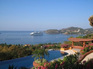 Zihuatanejo villa photo - Casas Mar Y Sol, Low Season Special, $700. Per wk (2 People)