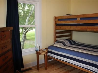 Green Lake cottage rental - Bed Room