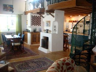 Alvor farmhouse photo - Living area