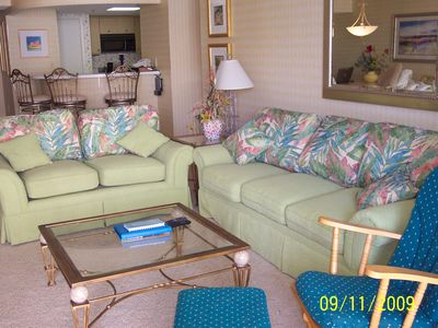 Kingston Plantation condo rental