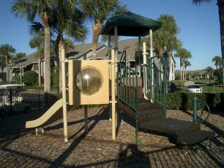 St. Augustine Beach condo photo - Children's Play Area