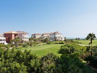 Ormond Beach condo photo - Enjoy sweeping ocean & golf views from our 3rd floor balcony