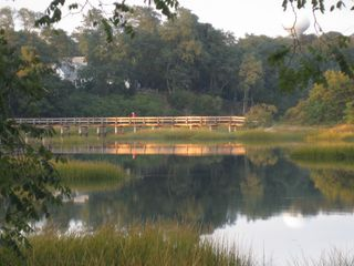 Wellfleet condo photo - Uncle Tim's Bridge over Duck Creek