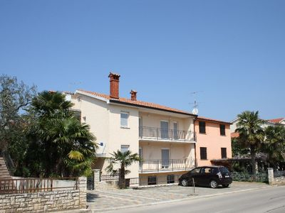 image for Very close to the beach Accommodation in Porec - from the beach, there is a slow train to the center of Porec