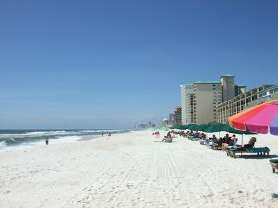 Watercrest condo rental - JUST LOOK AT THAT BEACH