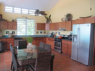 Vieques Island house photo - Fully equipped kitchen.