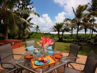 Kapoho house photo - Beautiful Oceanfront Living