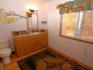 Canaan Valley house photo - Master Bath