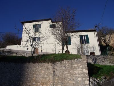 Character stone villa suitable for self catering