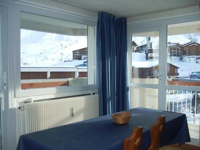 Tignes 2  rooms  flat 53 m2 with view