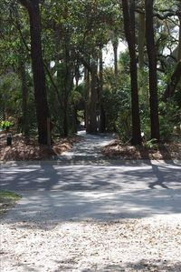 the end of your driveway leads directly to the beach path!