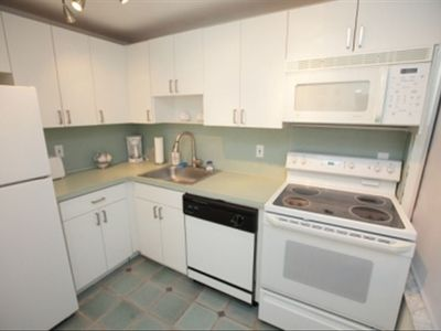 South Beach condo rental - Full Kitchen