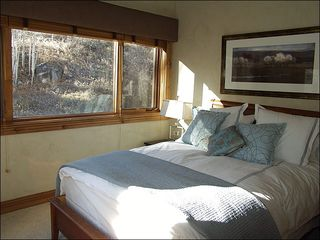 Beaver Creek house photo - Queen Bed in the Third Bedroom