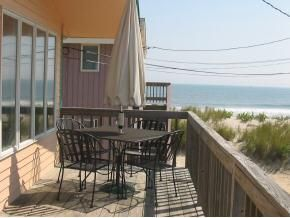 Brant Beach house photo - deck