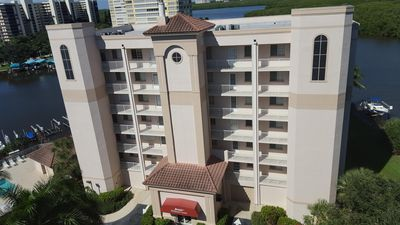 Top Floor Condo, Surround By Water & Direct Gulf Views!!