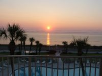 Flagler Beach Oceanfront Townhouse Just Steps From The Beach!