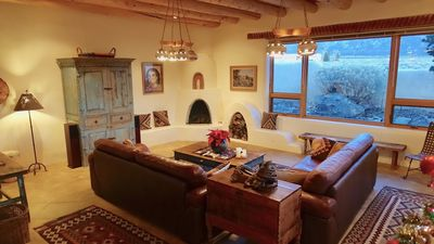 Exquisitely Furnished Classical SW Adobe (Outstanding  Reviews)