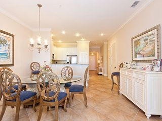 Palm Coast condo photo - Celebrate a perfect vacation in our dining room!