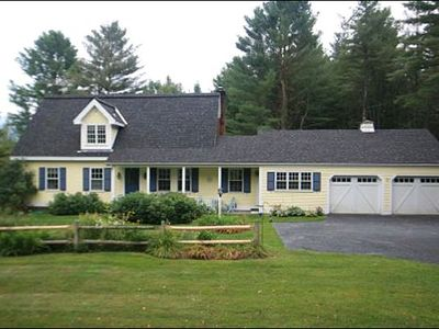 Stowe house rental - Charming Stowe Home