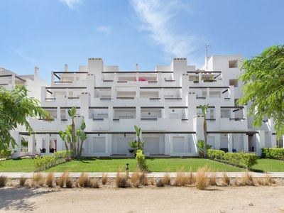 Charming apartment on the Costa Calida, nearby various golf courses