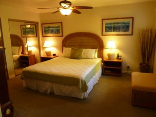 Kihei condo photo - Bedroom #1