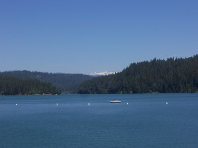 Jenkinson Lake/Sly Park Reservoir, boat rental, water skiing, swimming, bbq's