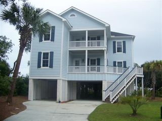 Harbor Island house photo - Welcome to your beach abode!