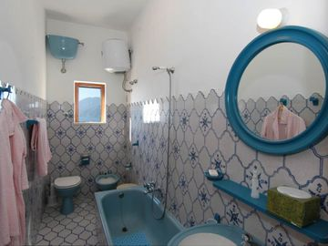 Amalfi Coast Villa delle Rose - Bathroom