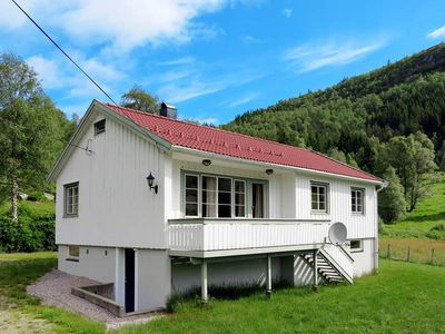 Vacation home Kyrkjebygd  in Åseral, Southern Norway - 6 persons