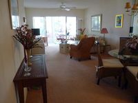 TENNIS MEMBERSHIP included in Plantation Country Club 2 Bdrm End Unit, patio