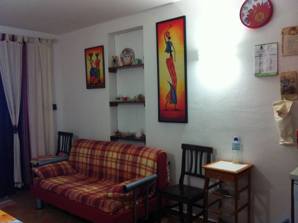 Accommodation near the beach, 40 square meters, , Sant