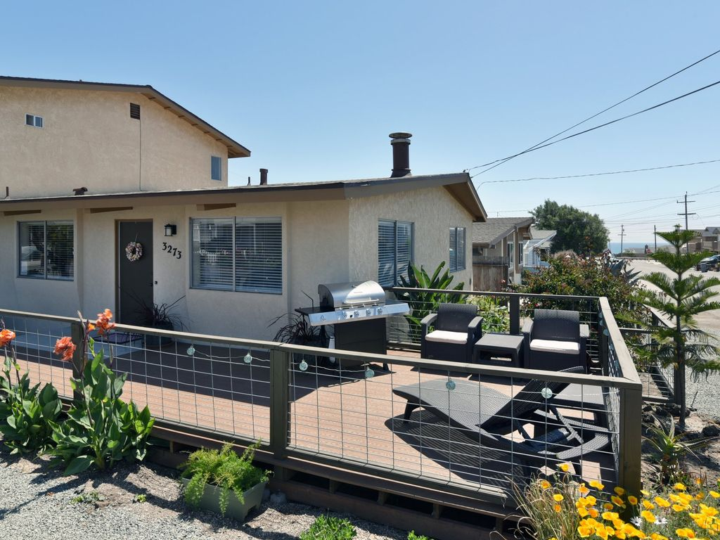 haysy harbor family beach home in morro bay come stay this summer