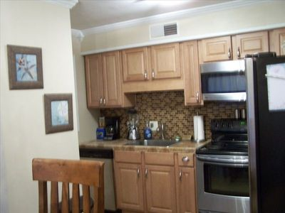 All New Fully Furnished Kitchen