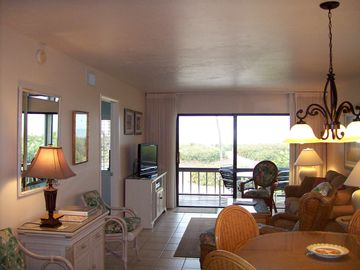 Great room and lanai