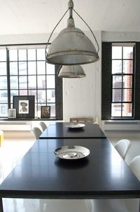 Corner Loft Industrial Style in Old Montreal