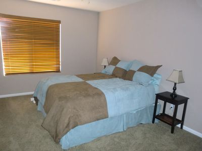 Guestroom #1 with Queen Bed