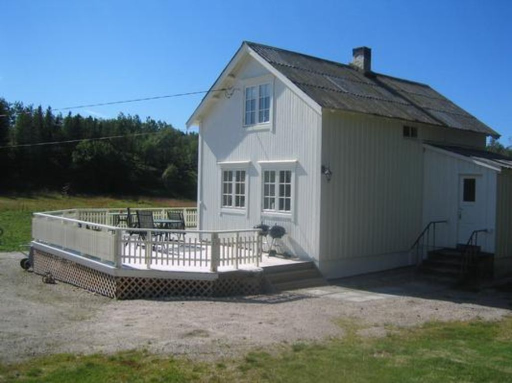Holiday house Ågskardet for 4 - 5 persons with 4 bedrooms - Holiday house