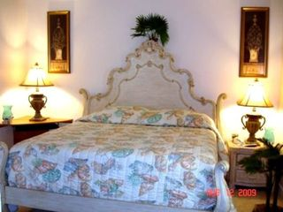 Gulf Shores house photo - King Mansion bed / Private bath/Direc TV
